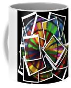 Wind Spinner Collage Coffee Mug