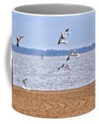 Wind Surfing Coffee Mug