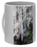 Wind Through The Cypress Trees Coffee Mug