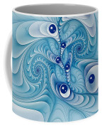 Wind Up Marble Works  Coffee Mug