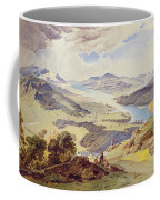 Windermere From Ormot Head Coffee Mug