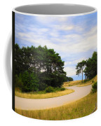 Winding Road Into The Unknown Coffee Mug