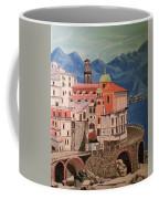 Winding Roads Of Italy Coffee Mug