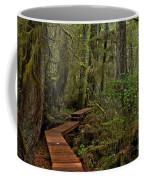 Winding Through The Willowbrae Rainforest Coffee Mug