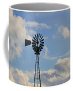 Windmill And Sky Coffee Mug
