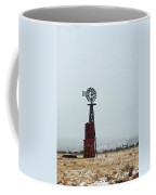 Windmill And Water Tanks Coffee Mug