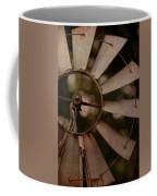 Windmill At Dusk Coffee Mug