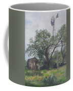 Windmill At Genhaven Coffee Mug