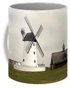 Windmill At Lytham St. Annes - England Coffee Mug