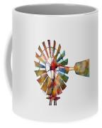 Windmill Coffee Mug