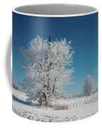 Windmill In The Frost Coffee Mug