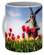 Windmill Island Tulip Gardens Coffee Mug