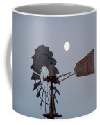 Windmill Moon Coffee Mug