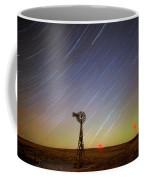 Windmills And Stars Coffee Mug