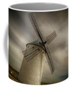Windmills At Campo De Criptana Coffee Mug