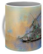 Windmills Of Zaanse Schans Coffee Mug