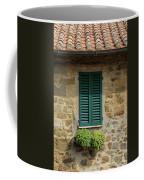 Window #3 - Cinque Terre Italy Coffee Mug