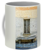 Window And Bench Coffee Mug