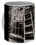 Window And Ladder Coffee Mug