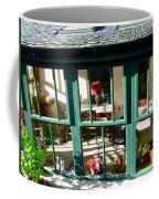 Window At Corcreggan's Mill Coffee Mug