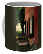 Window Boxes Coffee Mug