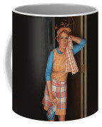 Window Cleaner Coffee Mug by James W Johnson