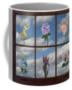 Window Garden Coffee Mug