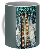 Window In The Lisbon Cathedral Coffee Mug