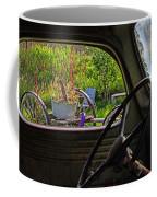 Window In Time Coffee Mug