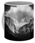 Window Into Yosemite Coffee Mug