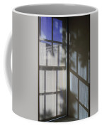 Window Lines Coffee Mug