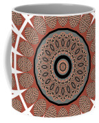 Window Mosaic - Mandala - Transparent Coffee Mug