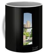Window Of Downtown Coffee Mug
