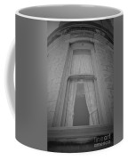 Window Of Mount Vernon Place Coffee Mug