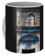 Window On Side Street Quezaltenango Guatemala Coffee Mug