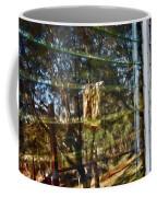 Window Reflection Coffee Mug