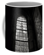 Window To Mont St Michel Coffee Mug by Dave Bowman
