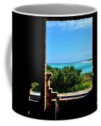 Window To Paradise Coffee Mug