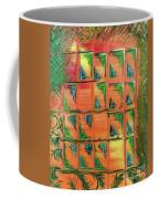 Window To The Garden Coffee Mug