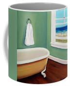 Window To The Sea No. 4 Coffee Mug