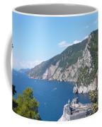 Window To The Sea Coffee Mug