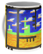 Window View Coffee Mug