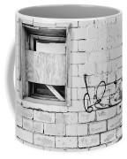 Windows And Tags Coffee Mug