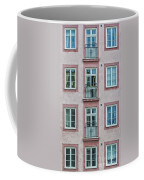 Windows Of The French Style Coffee Mug