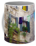 Windows Of Venice Coffee Mug