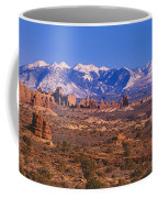 Windows Section, Arches National Park Coffee Mug