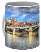 Windsor Bridge River Thames Coffee Mug