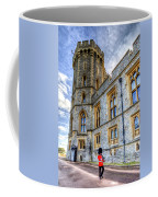 Windsor Castle And Coldstream Guard Coffee Mug