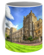 Windsor Castle Architecture Coffee Mug