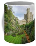 Windsor Castle Garden Coffee Mug by Joe Winkler